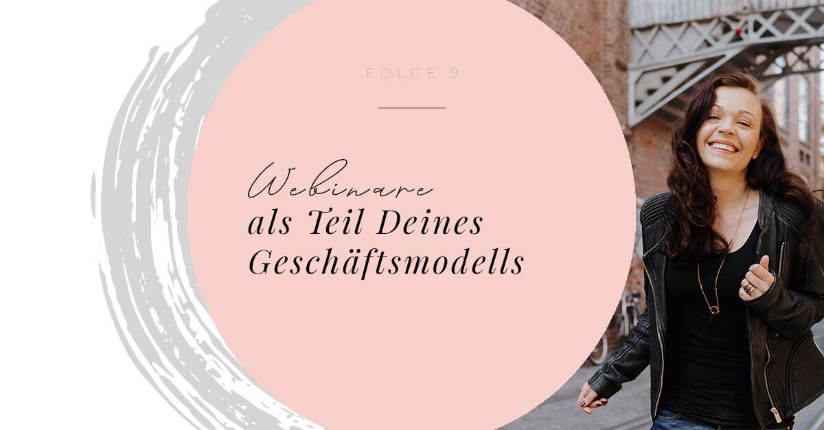 Webinare als Teil Deines Geschäftsmodells - Interview mit Markus & Leonie Walter