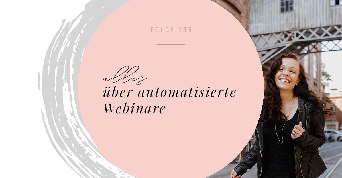 Automatisierte Webinare: Alles was Du wissen musst