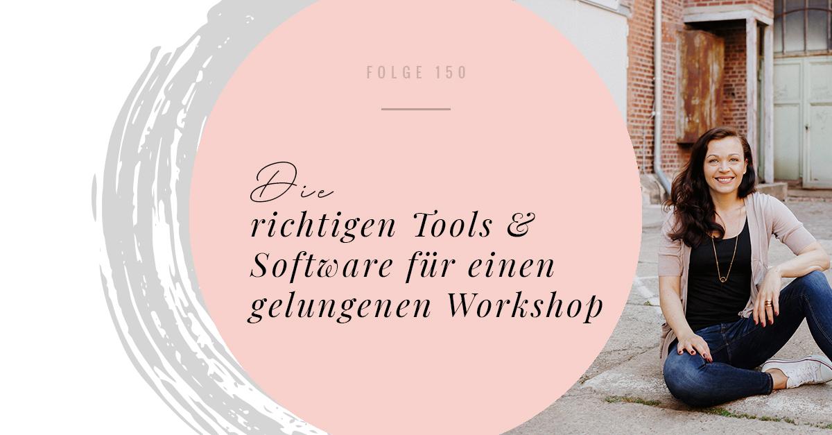 Tools & Software für gelungene Workshops